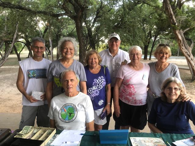 CRW Members at Our Walnut Creek Walk