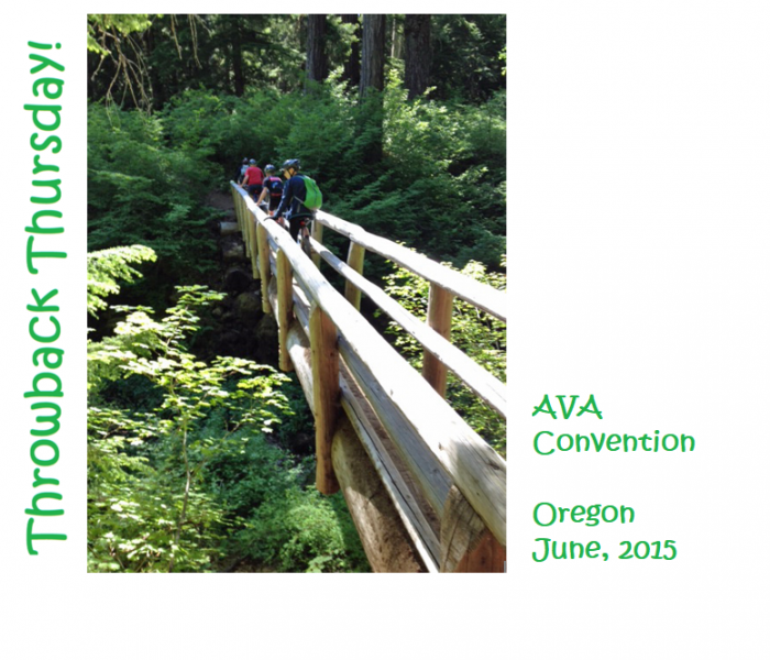 AVA Convention – Oregon 2015
