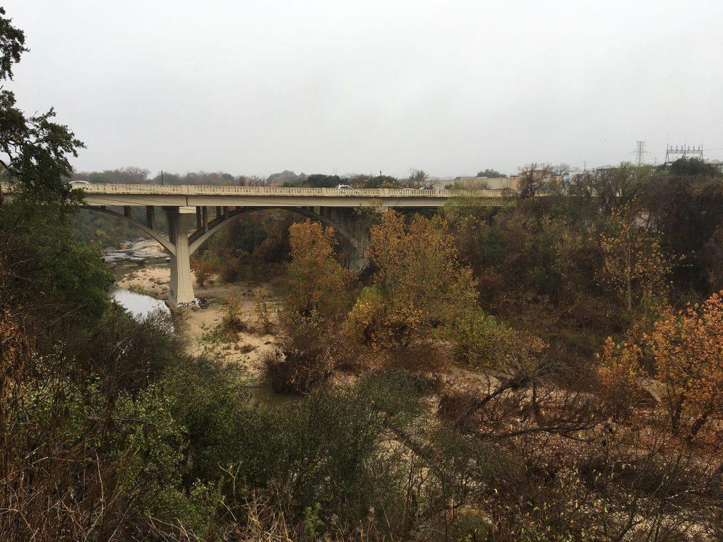 San Gabriel River.