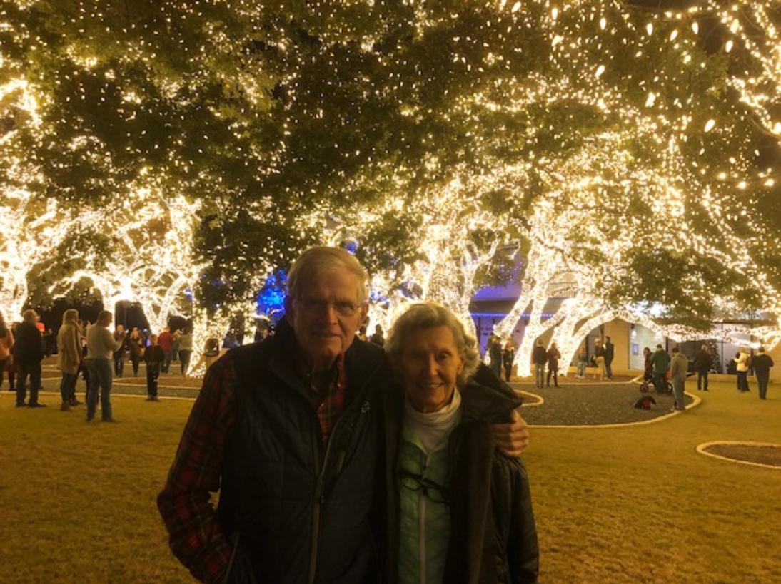 Photos from Johnson City walk on Dec 7th